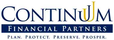 Continum Financial Partners Logo